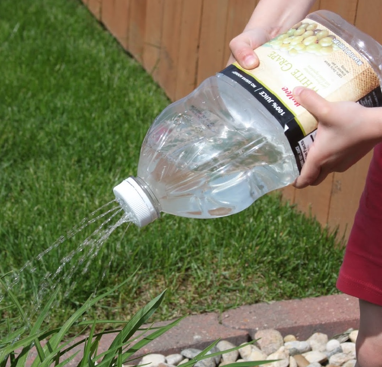 Как сделать бутылку для воды