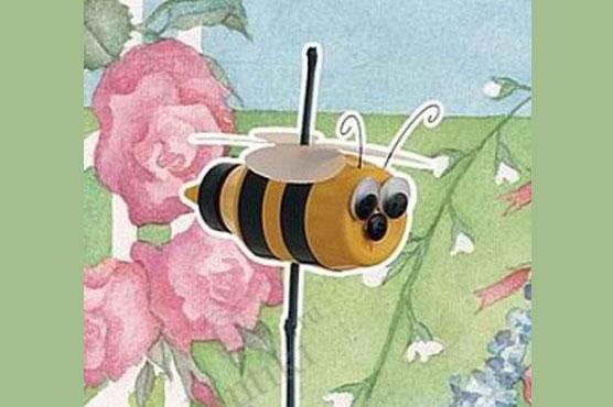 пчела из бутылки