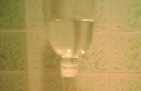 Дачный умывальник из пластиковой бутылки